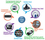 Multi-function Keystroke Testing Machine 3 Points / 4 Points Test With Servo Control