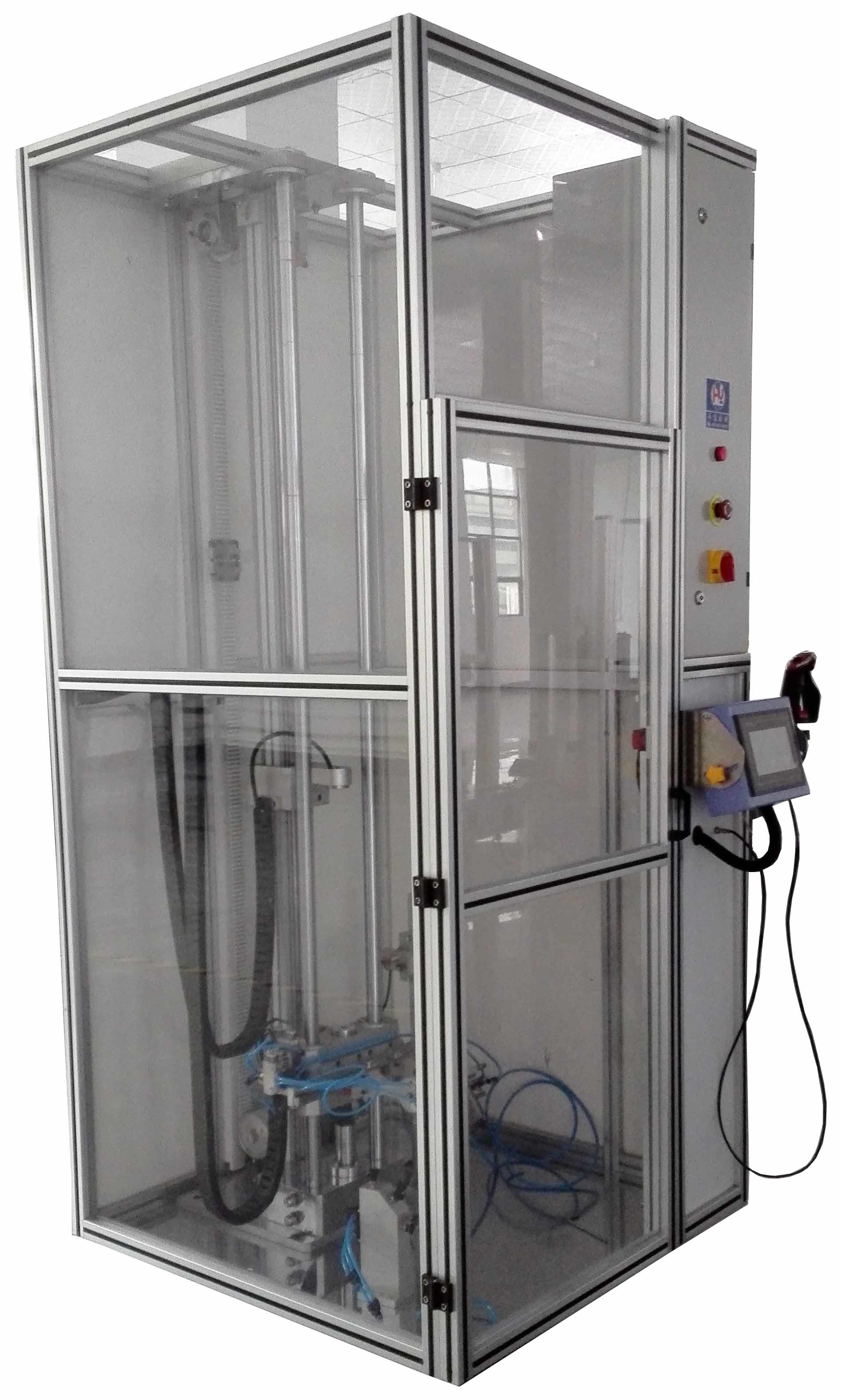 Drop Test Machine , Drop Weight Impact Testing Machine IEC 60068-2-32
